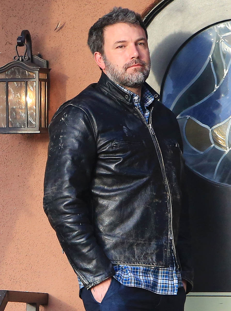 Ben Affleck Showed Up To Daughter Seraphina's Birthday