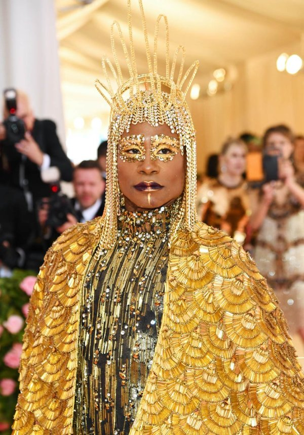 Billy Porter Hallmark Of Camp 2019 Met Gala