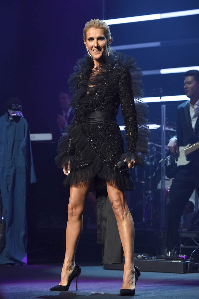 Celine Dion announces North American Courage tour and
