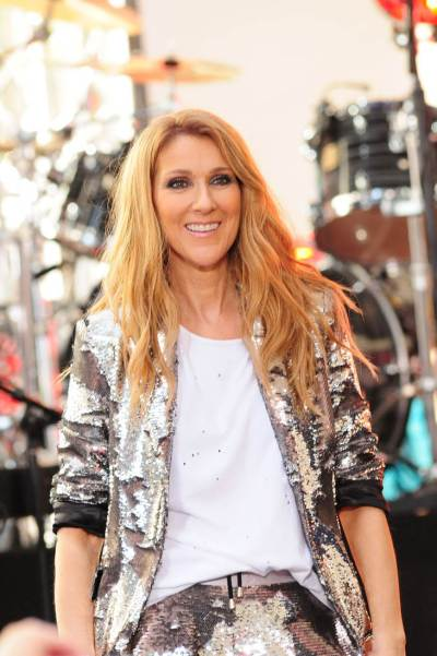 Celine Dion on The Today Show and The Tonight Show is the ...