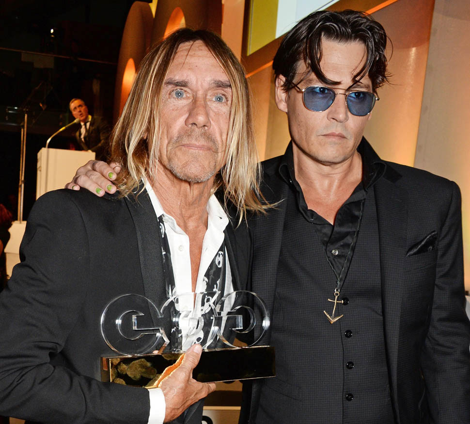Johnny Depp at the GQ Men of the Year Awards 2014Lainey Gossip Entertainment Update