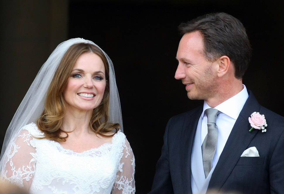 Geri Halliwell marries Christian Horner in conservative dressLainey Gossip Entertainment Update