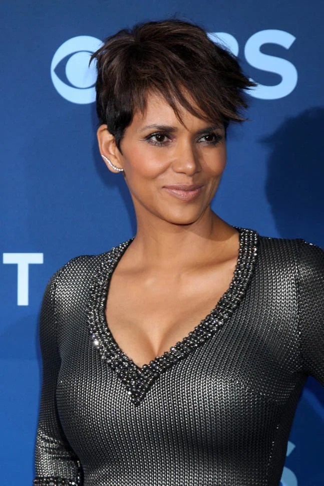 Single Hd Wallpaper Halle Berry And Olivier Martinez At Extant Premiere Lainey