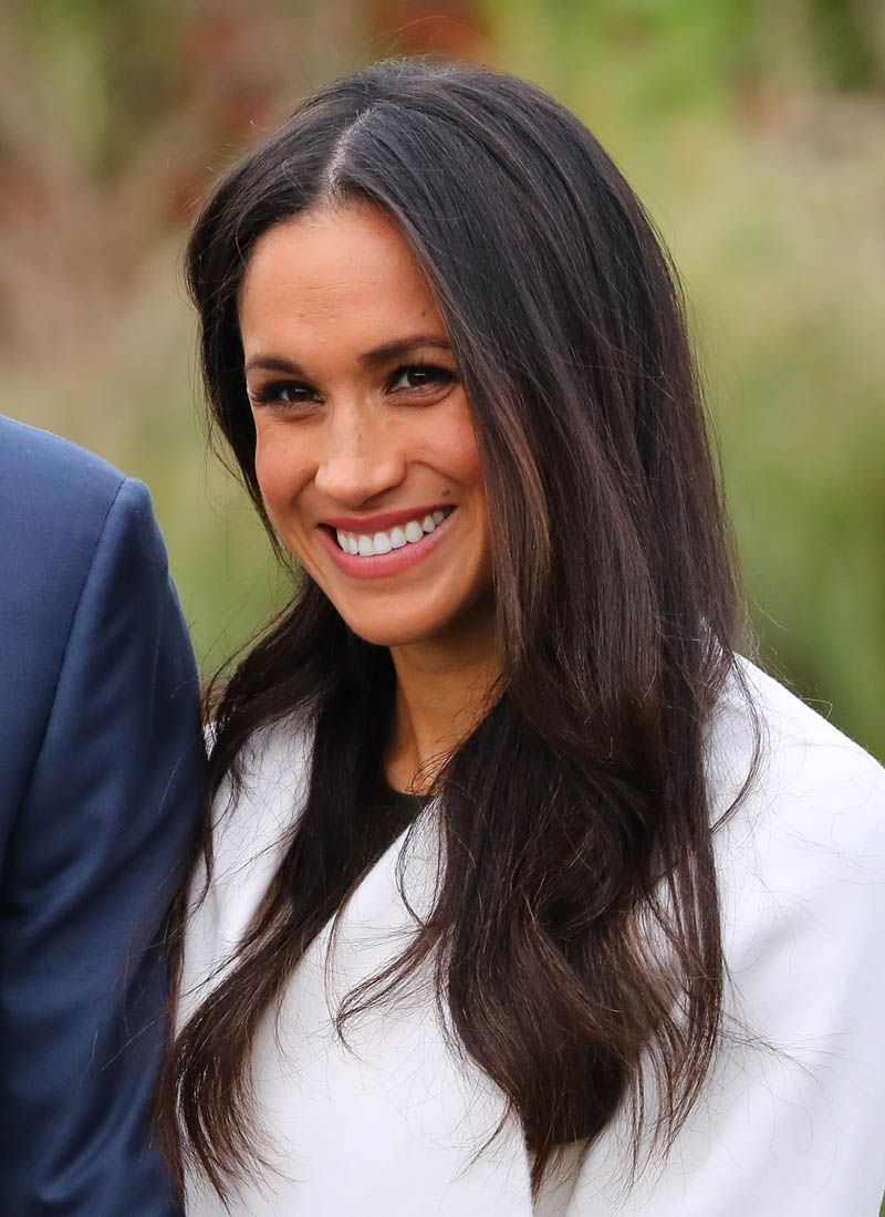 Prince Harry And Meghan Markle Comfortable And