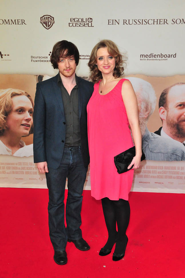 James McAvoy And Anne Marie Duff Announce Divorce After 9 Years Of MarriageLainey Gossip