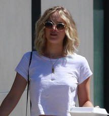 Jennifer Lawrence Picks Friend Lax