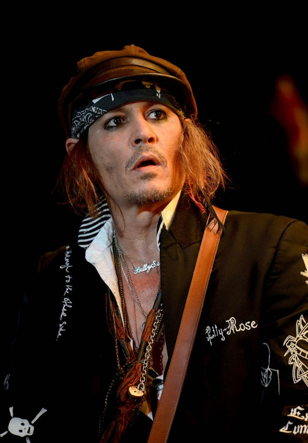 Johnny Depp Gossip Latest And Video