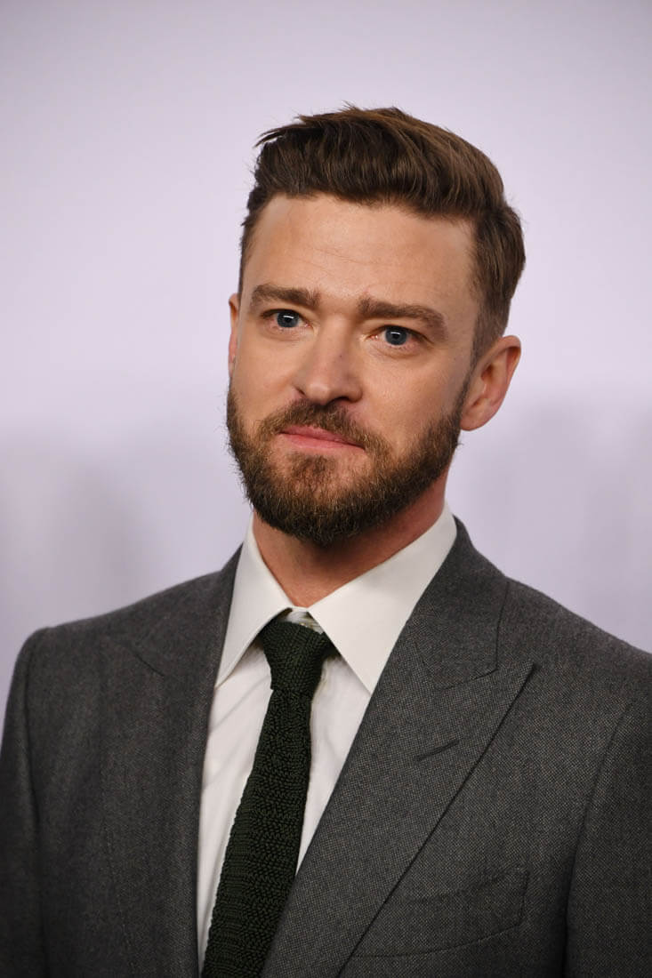 Flagrant Justin Timberlake At Oscar Nominees Luncheon