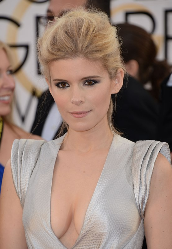 Kate Mara At The Golden Globes 2014 Lainey Gossip