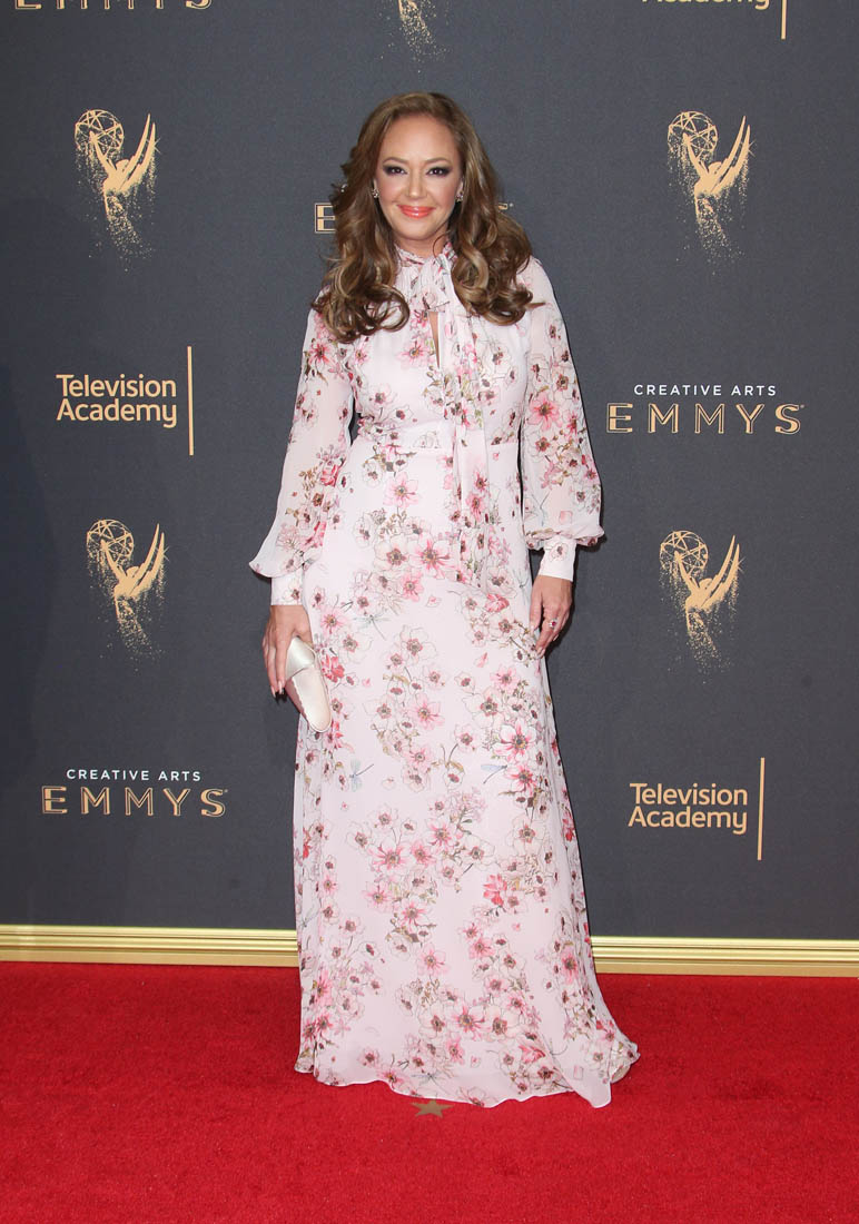 Leah Remini Wins Creative Arts Emmy For Scientology And