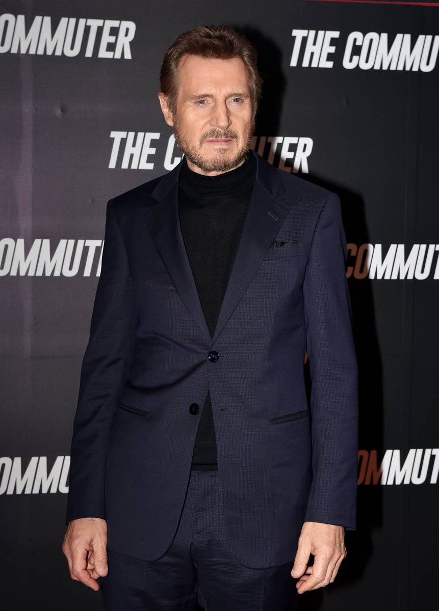 The Commuter Movie Review Starring Liam Neeson