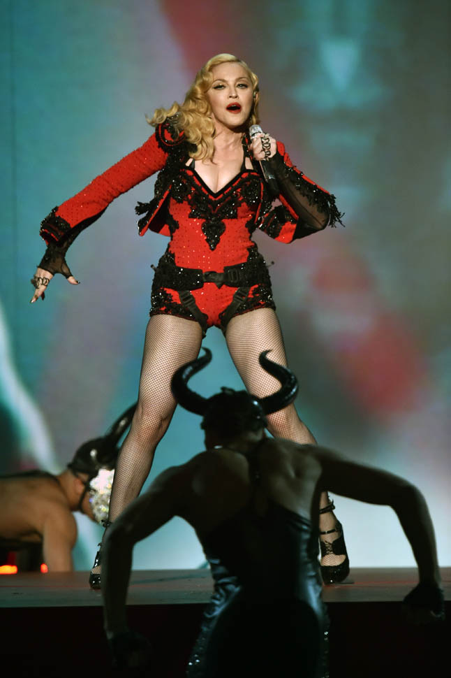 Madonna's S Grammy 2015 Performance Lainey Gossip