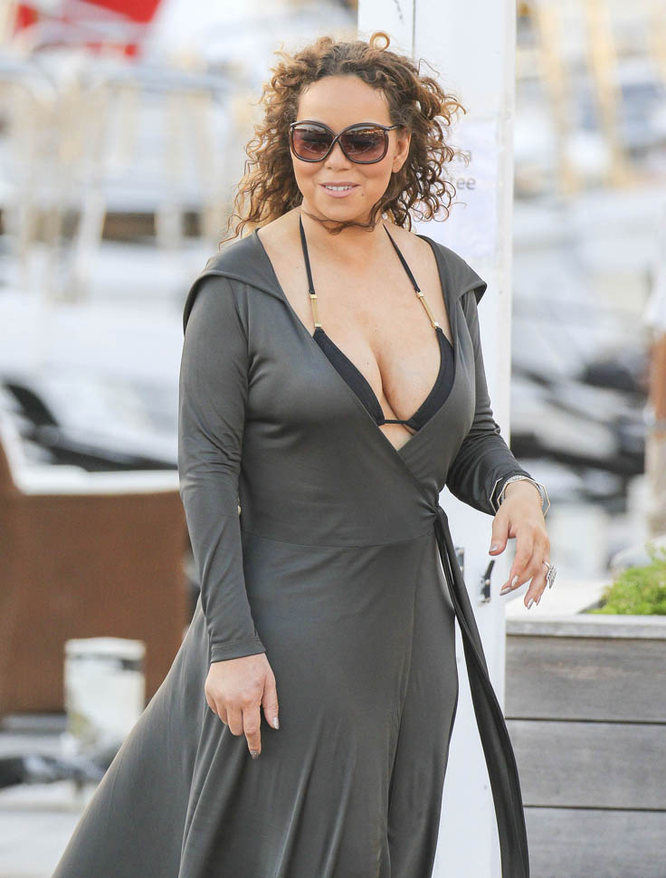 Mariah Carey And Brett Ratner On Vacation Together In St BartsLainey Gossip Entertainment Update
