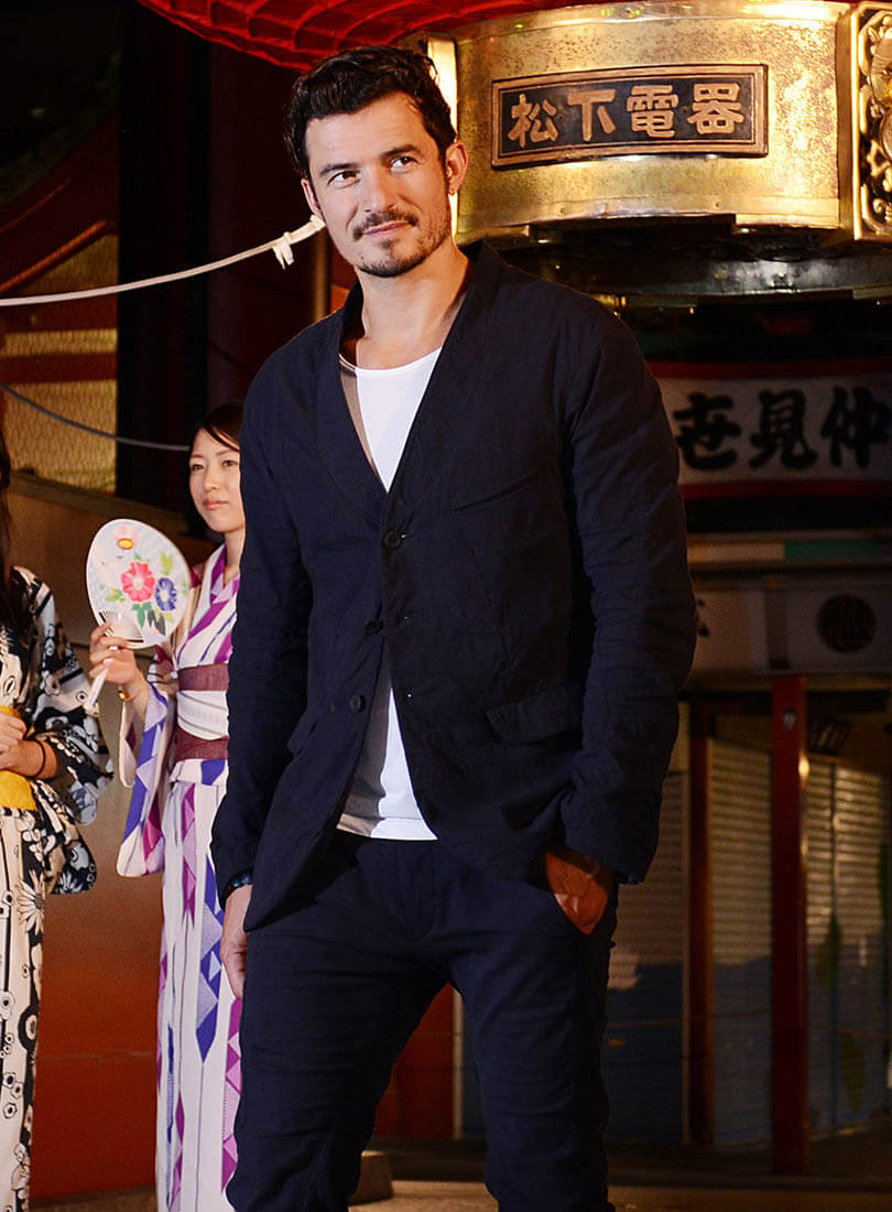 Orlando Bloom gossip latest news photos and video
