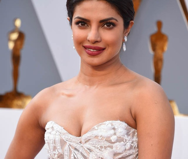 Priyanka Chopra Attends The 88th Annual Academy Awards Governors Ball At The Hollywood Highland Center