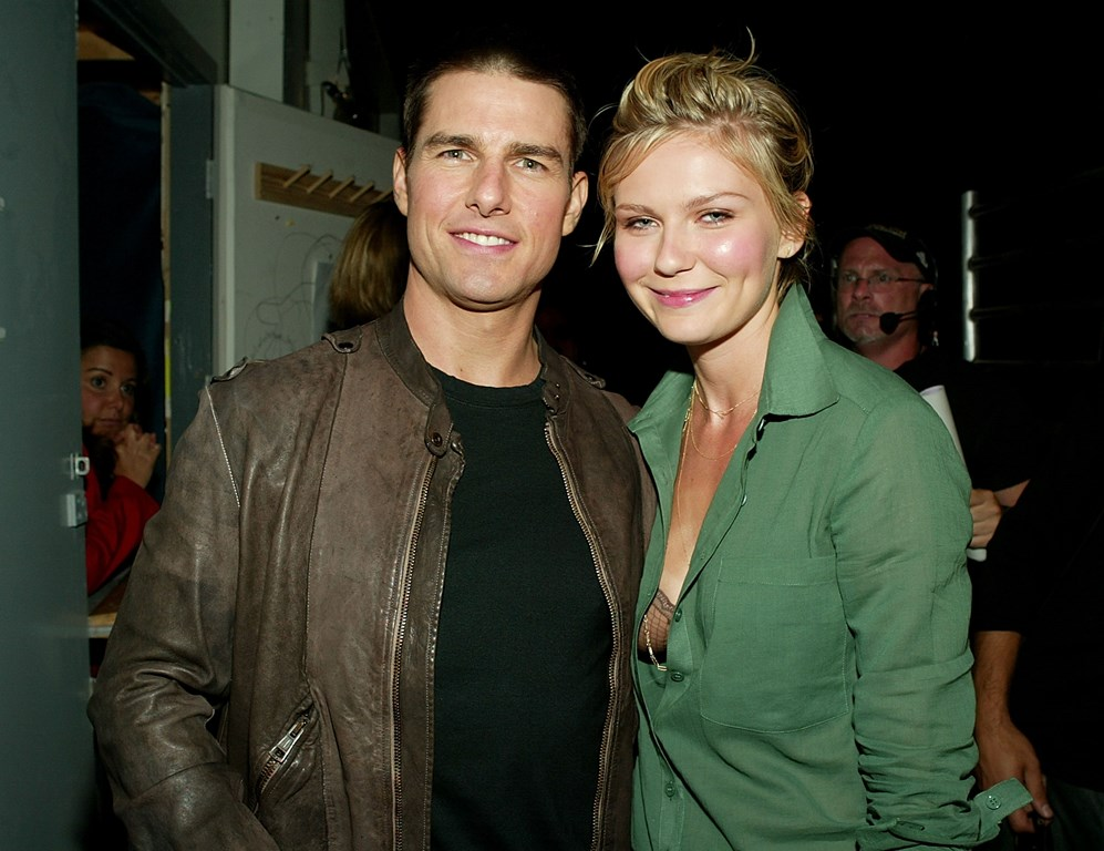 Image result for tom cruise kirsten dunst