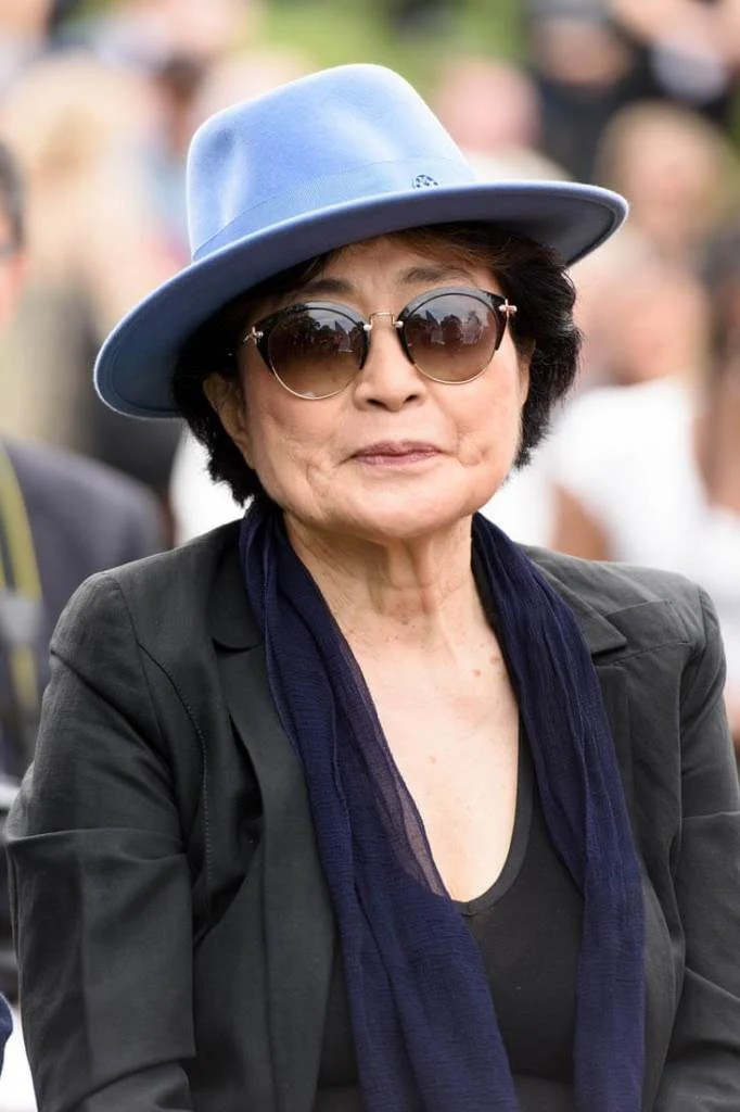 Yoko Ono says she was ahead of her time as her old albums will be reissued next month and Intro