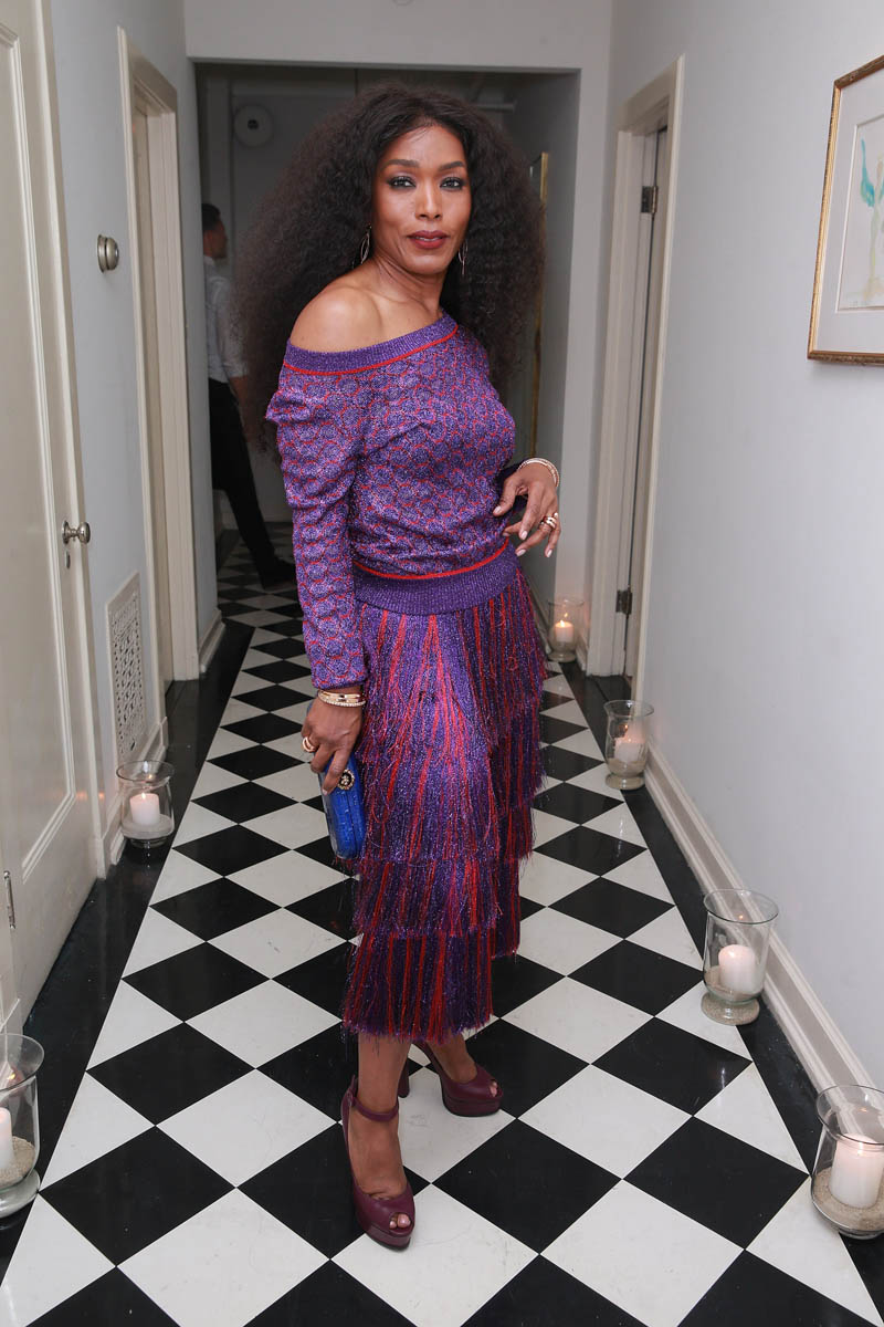 Angela Bassett gossip latest news photos and video