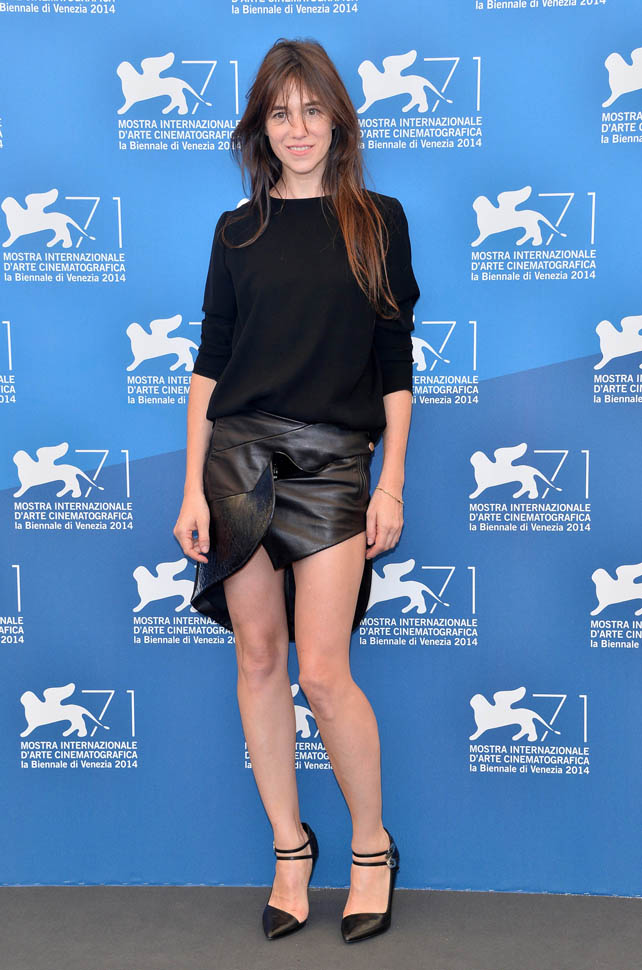 Charlotte Gainsbourg At Venice International Film FestivalLainey Gossip Lifestyle