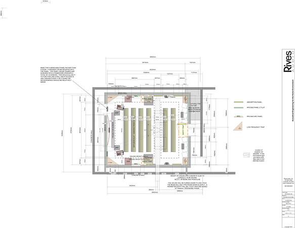 Rives Designed Audio Room