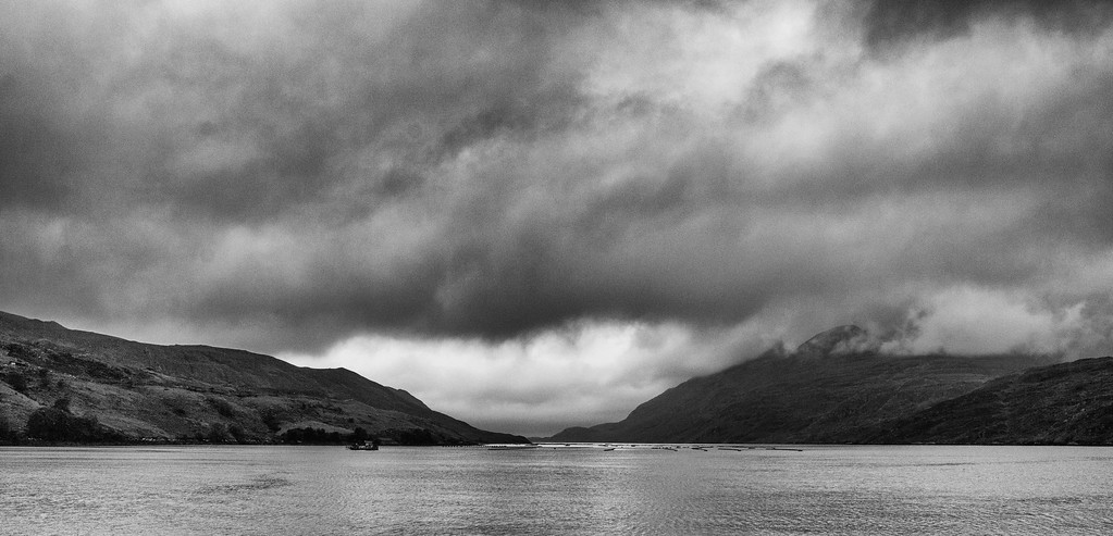 Irish fjord
