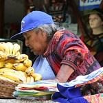 Aguas Calientes street vendor