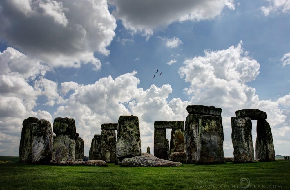 Stonehenge, this time the original (1/2)