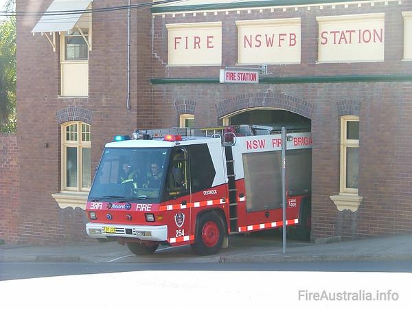 FRNSW 254 Cessnock Fire StationJune 2006