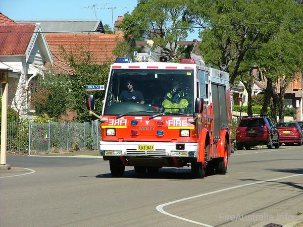NSWFB SP27 ParramattaApril 2006Fuji
