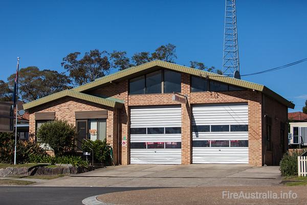 FRNSW 75 Berowra Fire Station
