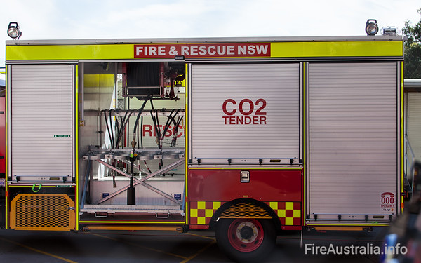 New CO2 Tender for 38 Pyrmont StationPhoto March 2013