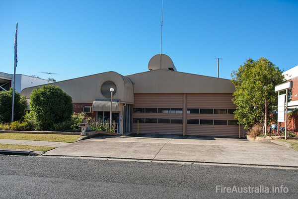 FRNSW 84 Macquarie Fields Fire StationPhoto May 2013