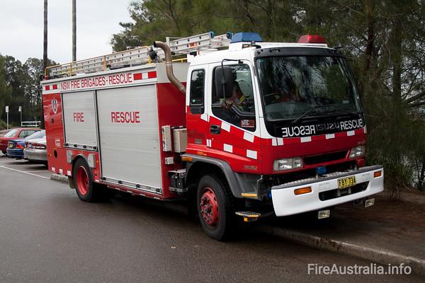 FRNSW Rescue 68 Narabeen