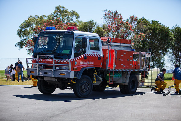 NSWRFS Ku-ring-gai 1B Tanker. Built Mar/2000 by Kuipers Engineering.Photo Sep 2013