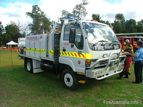 Kalamunda BFB 1.4R TankerPhoto May 2005