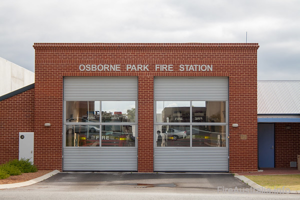 Osborne Park FRS Fire StationOsborne Park FRS Fire Station