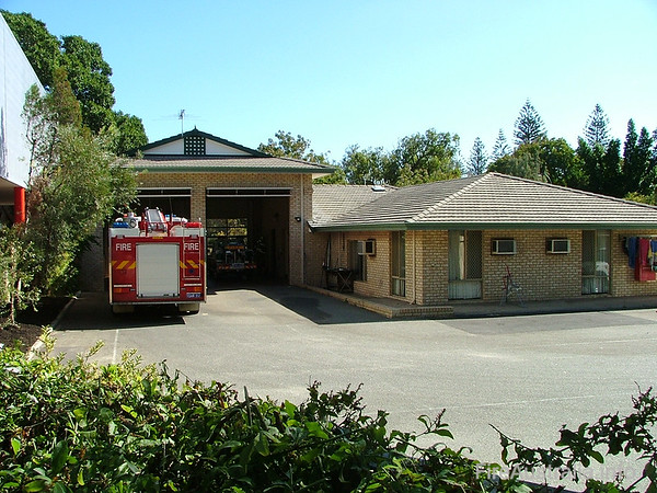 Claremont FRS Fire StationClaremont FRS Fire StationMay 2004