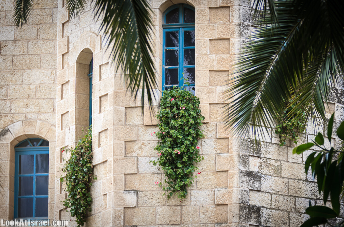 Бенедиктинский монастырь в Абу Гош