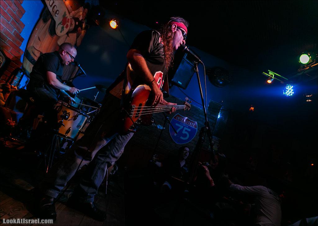 Sobo band at Mike's Place Tel-Aviv | LookAtIsrael.com - Фото путешествия по Израилю