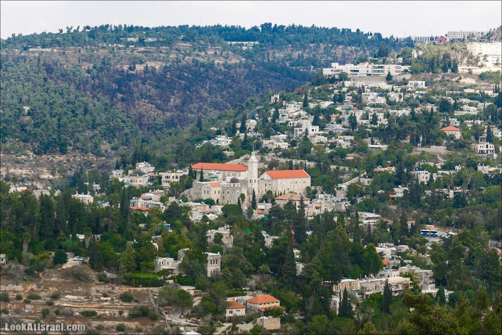 Церковь Ионна в горах в Эйн Карем, Иерусалим | Church St. John be-Harim, Ein Karem, Jerusalem | LookAtIsrael.com - Фото путешествия по Израилю