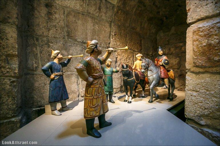 Музей Башня Давида - Цитадель | LookAtIsrael.com - Фото путешествия по Израилю