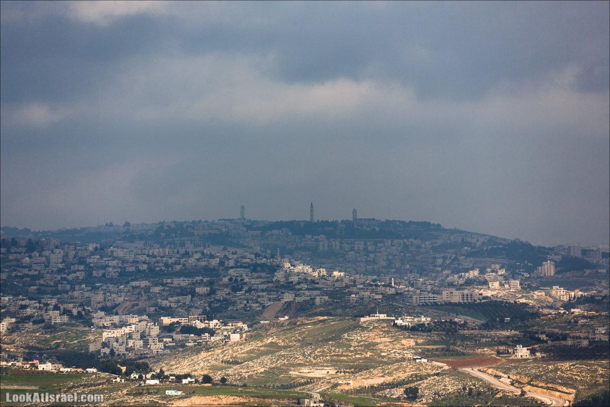 Иродион | LookAtIsrael.com - Фото путешествия по Израилю