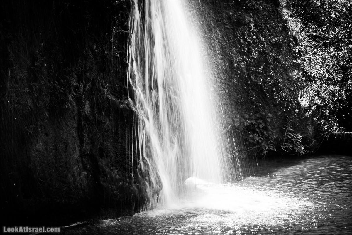 Водопады Аюн   LookAtIsrael.com - Фото путешествия по Израилю