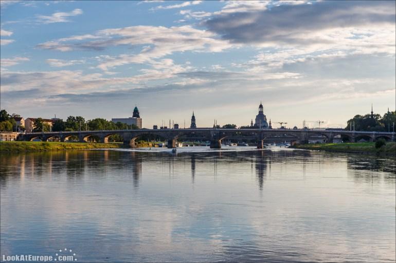 Прогулка на пароходе по Эльбе из Дрездена   LookAtEurope.com - Фотогалоп по Европе. Чехия, Германия, Голландия. Чески Крумлов