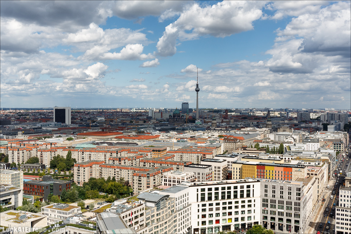 Берлин | LookAtEurope.com - Фотогалоп по Европе. Чехия, Германия, Голландия. Чески Крумлов