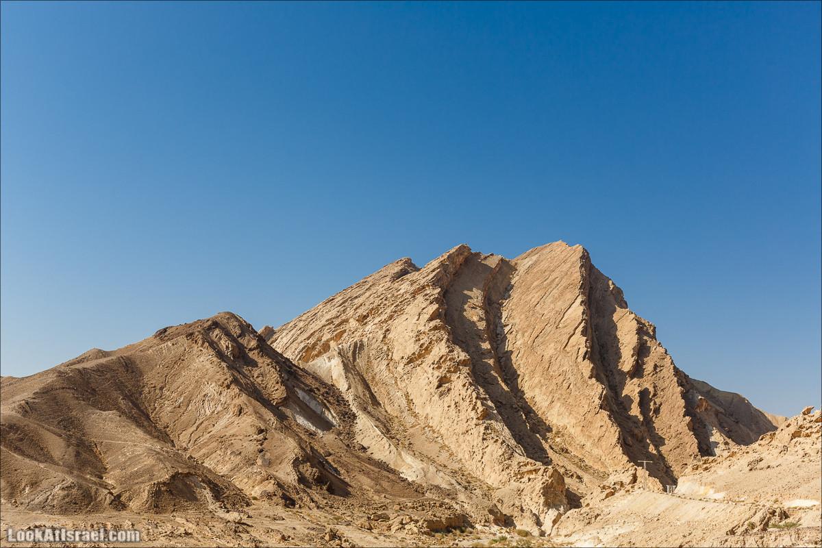 От малого кратеру к Мертвому морю