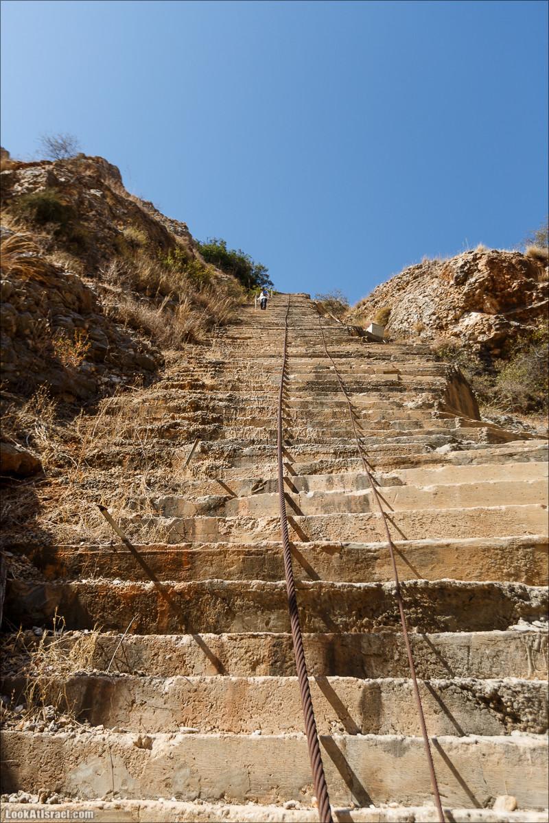 Нахаль Ахбара и нижний Амуд   LookAtIsrael.com - Фото путешествия по Израилю