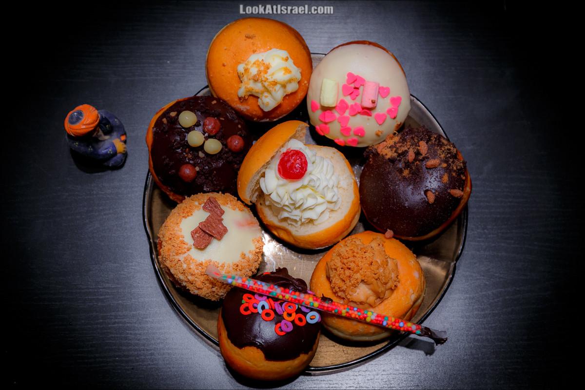Ханукальные пончики | LookAtIsrael.com - Фото путешествия по Израилю