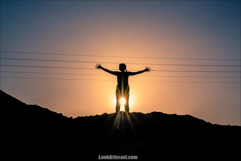 Одно фото неформата | LookAtIsrael.com - Фото путешествия по Израилю