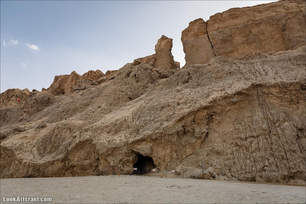Гора Сдом - жена Лота | LookAtIsrael.com - Фото путешествия по Израилю